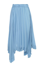 PLEATED SKIRT A LINE