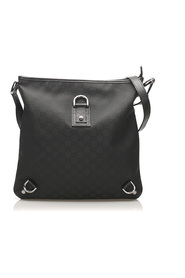 Pre-owned GG Canvas Abbey D-Ring Crossbody Bag