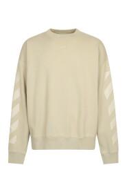 Arrows-print sweatshirt