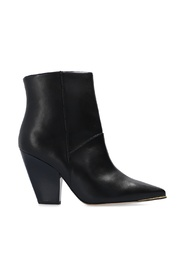 'Lila' leather ankle boots