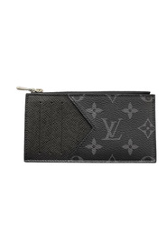 Pre-owned Taigarama Card Holder Leather