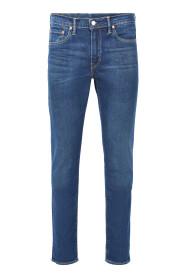 Marineblå Levi`s 512 Jeans