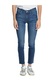 THE RAASCAL ANKLE SNIPPET JEANS DONNA TONGUE AND CHIC 24
