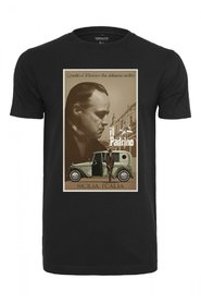 Godfather - Poster T-shirt | Sort