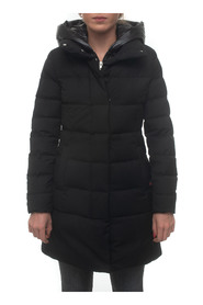 Puffy prescott luxe hooded jacket