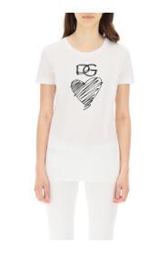 cotton heart t-shirt