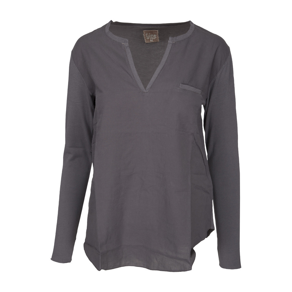 Line of Oslo Top Basicg Grey