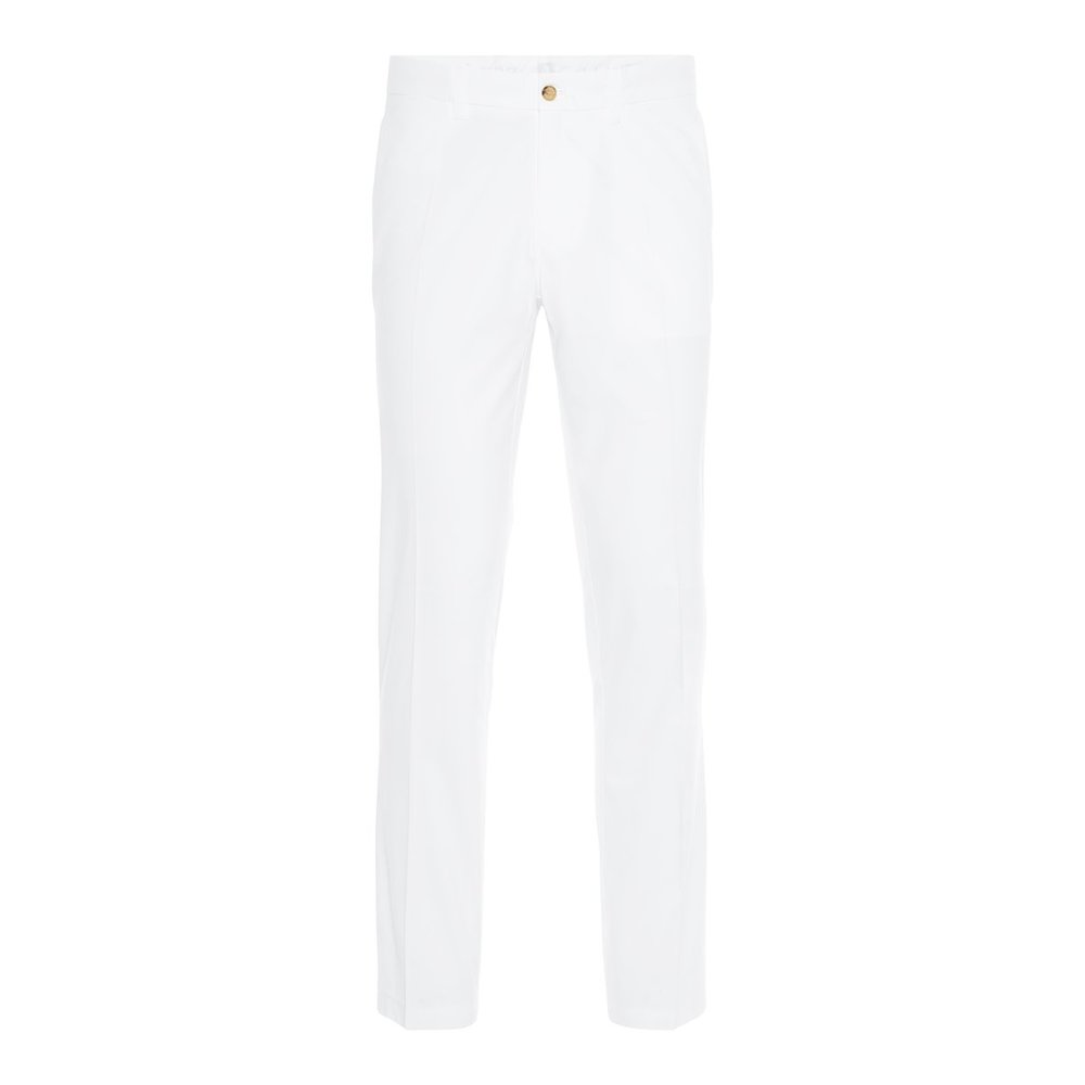 Trousers M Elof Slim Fit Light Poly