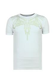 Eagle Glitter - Tight Men's T shirt