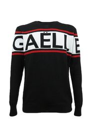 Man sweater with logo