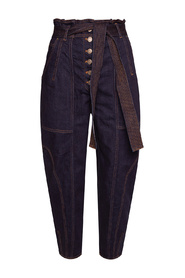 Brier high-waisted jeans