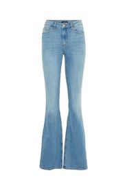 Flared Jeans Mid waist