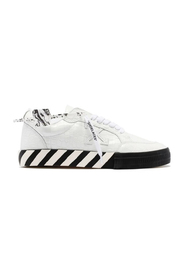 Low Vulcanized Croc Sneakers