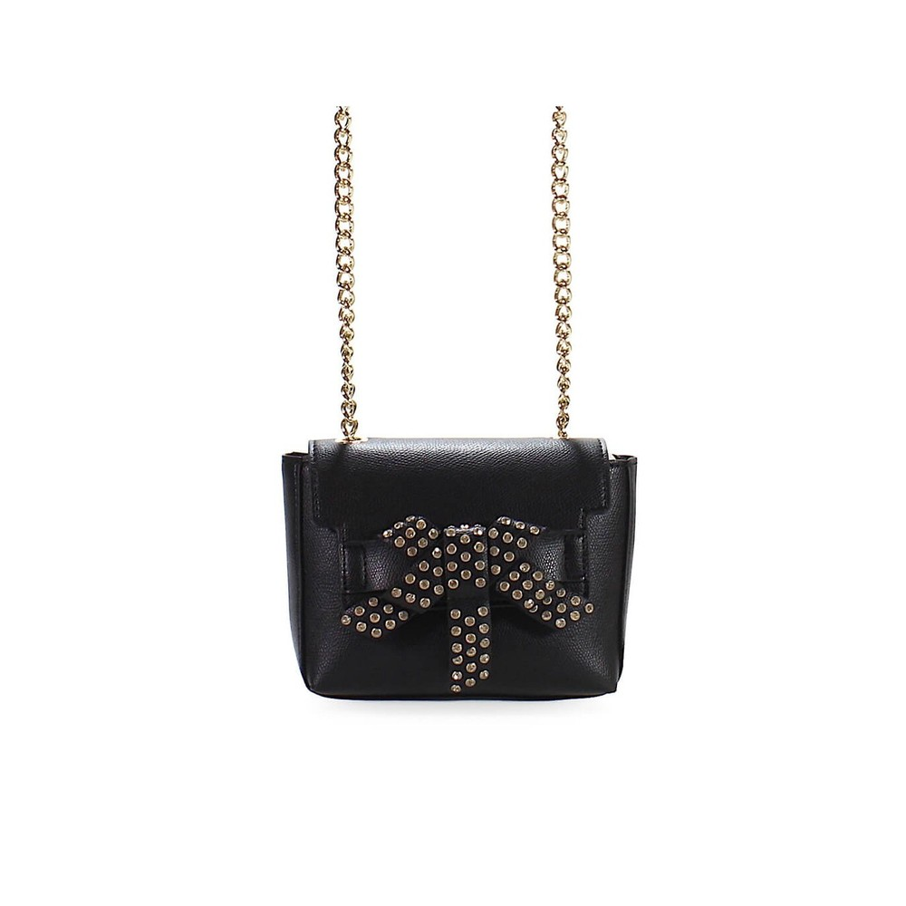 DESIREÉ BLACK CROSS BODY BAG