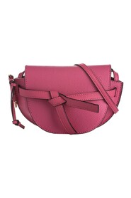 Pre-owned Gate Leather Crossbody Bag