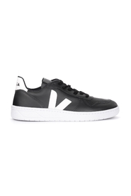 V-10 sneakers in leather with logo