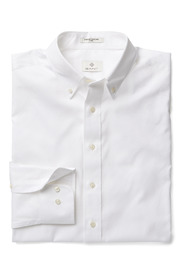 PINPOINT OXFORD FITTED SKJORTE