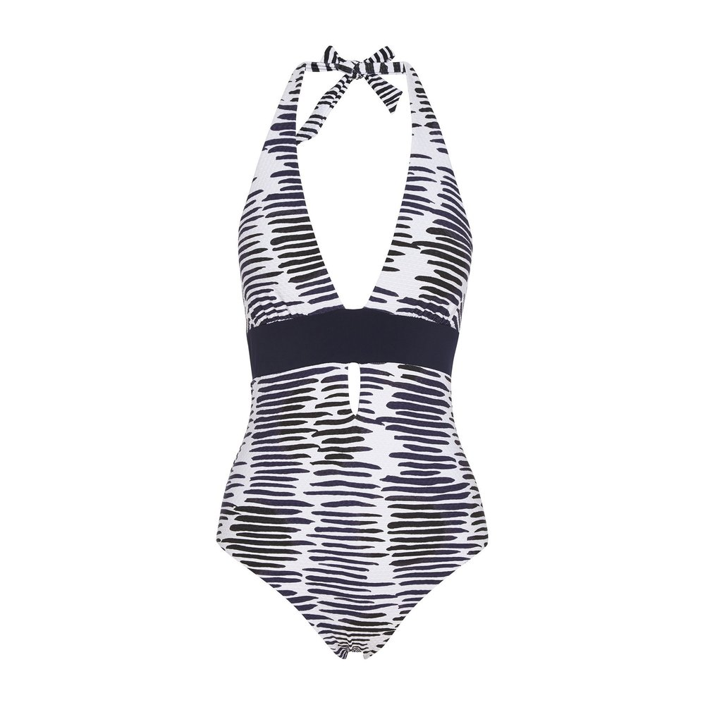 OCEAN VIBRATIONS PLUNGE ONE PIECE