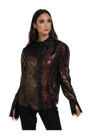TRANSPARENCY PRINTED SHIRT
