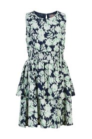 Dress Flower Outline (821329)