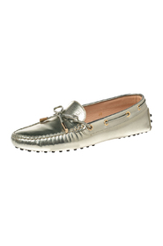 Patent Leather Bow Loafers