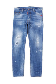 Printed COOL GUY Denim Jeans