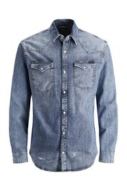 Overshirt Rugged denim