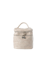 Lulu`s Beauty Bag-light grey.