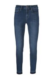 Alexa Ankle Jeans Bukse