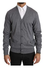 Cashmere Button Down Cardigan Sweater