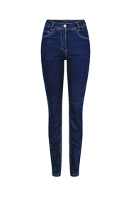 Ze-Ze Jeans - Shape Slim Fit Jeans -mørk denim