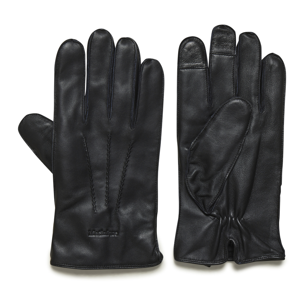 Matinique Classic Leather Gloves