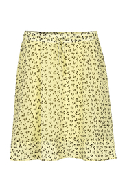 Percy Skirt Palm aop