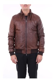 NABUCKFLAVIO Leather jacket