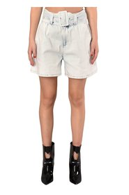 SHORTS IN JEANS LAVATO