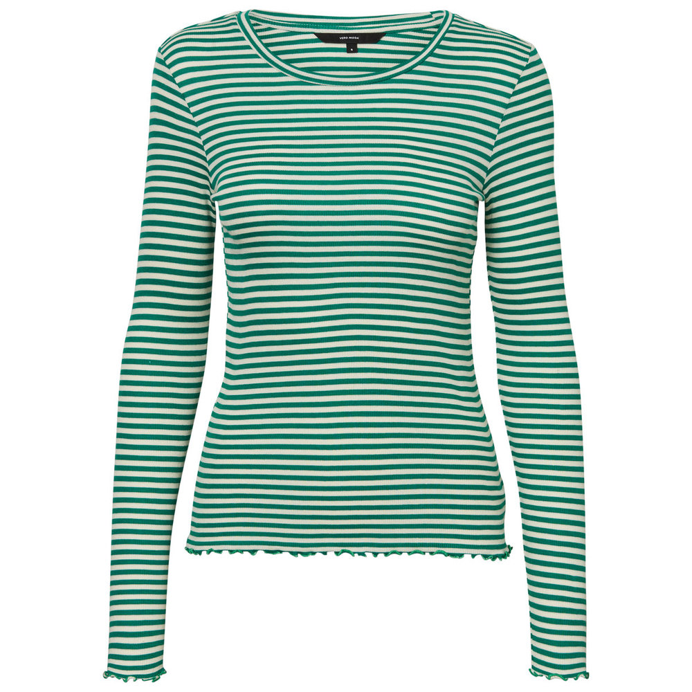 Long sleeved blouse Striped