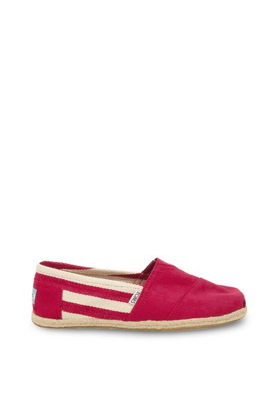 toms skor röda