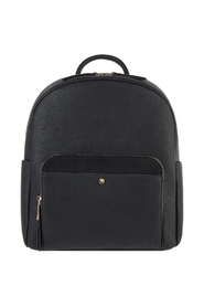 Black Nikki Dome Backpack Acc Bags Bags Day