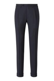 Classic Wool Pants