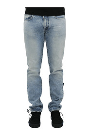 Hand Off Pocket Slim Jeans