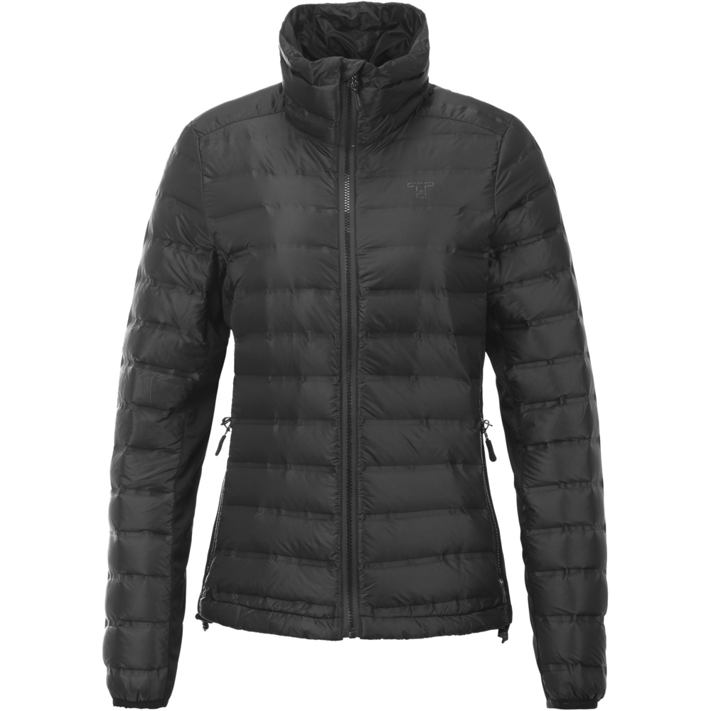 Tenson Iclyn DownJacket Svart Dam