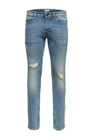 Slim fit jeans Loom light blue