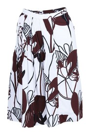 Floral Print Flare Skirt -Pre Owned Condition Excellent