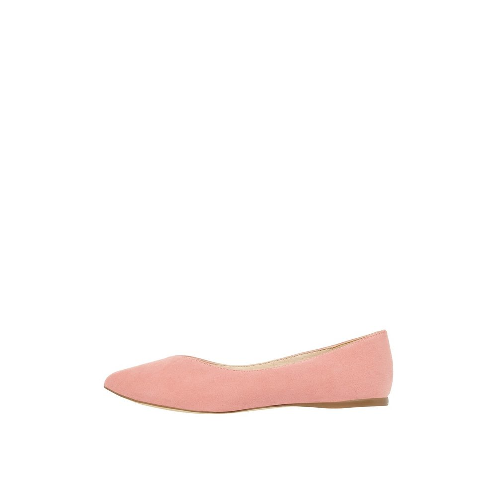 V-cut Ballerinas