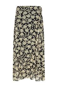 CLT-1128-SKI- Bobo Frill skirt