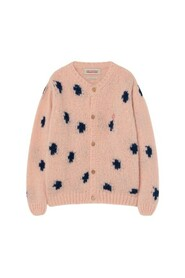 Cardigan Dots Racoon  Fille