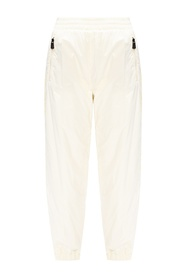 Ski trousers with side stripes