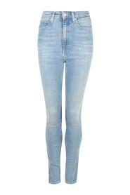 H.Waist jeans