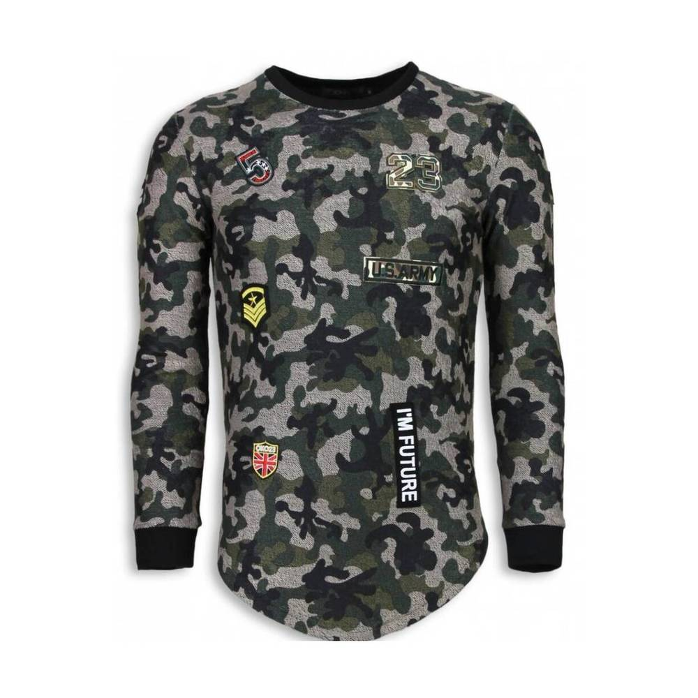 th US Army Camouflage Shirt Justing
