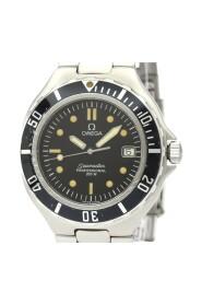 Seamaster Quartz Stainless Steel Sports Watch 396.1052